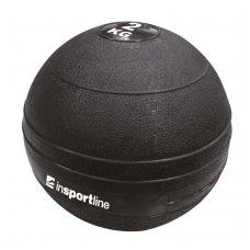 Minkštas svorinis kamuolys mėtymui inSPORTline SlamBall 2kg