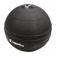 Minkštas svorinis kamuolys mėtymui inSPORTline SlamBall 4kg