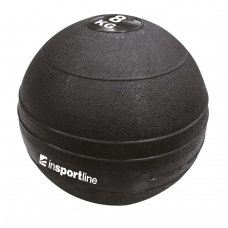 Minkštas svorinis kamuolys mėtymui inSPORTline SlamBall 8kg