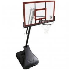 Mobilus reguliuojamas krepšinio stovas inSPORTline Chicago 144x88cm