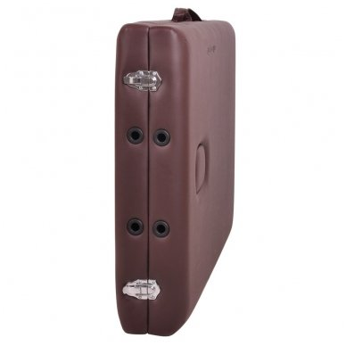 Mobilus medinis masažo stalas 2 dalių inSPORTline Taisage (šviesus) 11