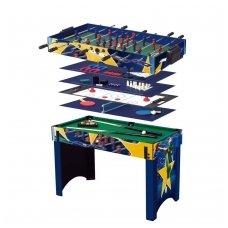 Multifunkcinis žaidimų stalas Worker 13in1