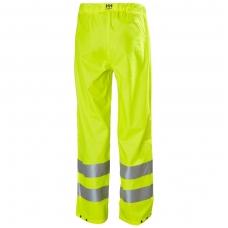 Neperšlampančios kelnės  HELLY HANSEN Alta Rain, geltonos L