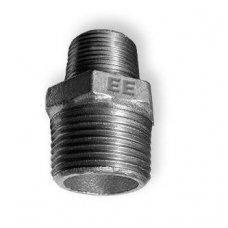 Nipelis redukuotas, juodas D 65 x50 mm