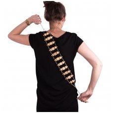 Nugaros masažuoklis inSPORTline Heddox