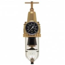 Oro paruošimo filtras su slėgio reguliatoriumi EWO 0,5-10bar G3/8 324.353