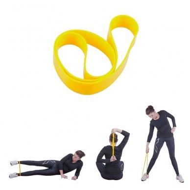 Pasipriešinimo guma inSPORTline Hangy 27.5cm (lengvas 2.8kg)