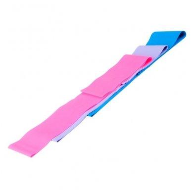 Pasipriešinimo guma inSPORTline Hangy 90cm (vidutinis) 3