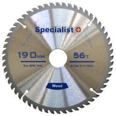 Pjovimo diskas 500x48Tx50 mm