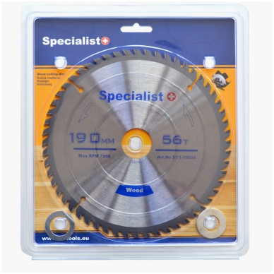 Pjovimo diskas 250x36Tx30/20 mm 2