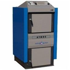 Plieninis dujų generacinis kieto kuro katilas ATMOS DC 18 S; 14-20KW
