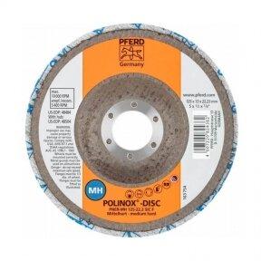Poliravimo diskas PFERD PNER-MH 15003-25,4 SiC F