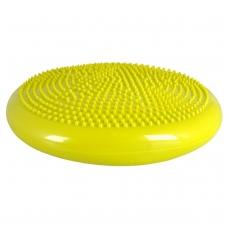 Pusiausvyros masažinė pagalvėlė inSPORTline Bumy BC100 (geltonas)