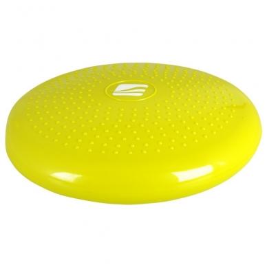 Pusiausvyros masažinė pagalvėlė inSPORTline Bumy BC100 (geltonas) 2