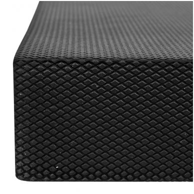 Pusiausvyros pakyla InSPORTline Brik 48x40x6.2cm (juodas) 2