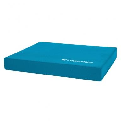 Pusiausvyros pakyla InSPORTline Brik 48x40x6.2cm (mėlynas)