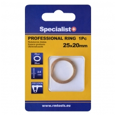 Redukc. žiedas PRO 25,4x20x2 mm