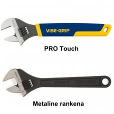 "Reg. raktas ""IRWIN"" 150 mm, 25 mm"