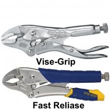 Replės VISE-GRIP 5WR 125 mm, 29 mm