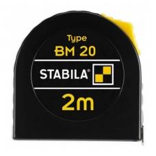 Ruletė BM20 STABILA 2 m