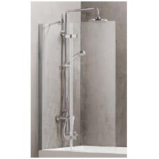 Sienelė vonios D6221 100x150 skaidri