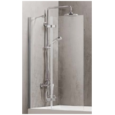 Sienelė vonios D6221 90x150 skaidri
