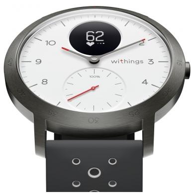 Smart Watch Withings Steel HR Sport (40mm) White 3