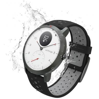 Smart Watch Withings Steel HR Sport (40mm) White 8