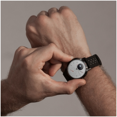 Smart Watch Withings Steel HR Sport (40mm) White 9