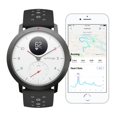 Smart Watch Withings Steel HR Sport (40mm) White