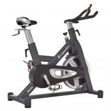 Spiningo dviratis inSPORTline Airin (juodas)