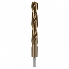 Spiralinis grąžtas RUKO HSS-G Co su nutekintu kotu Ø 15,5 mm