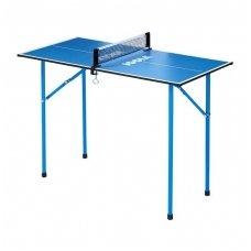 Stalo teniso mini-stalas Joola Mini 90x45cm (mėlynas)