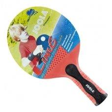 Stalo teniso raketė Joola Linus Outdoor (raudonas)