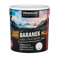 Struktūriniai dažai Baranek Primacol, 10L