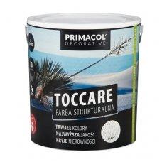 Struktūriniai dažai Toccare Primacol, 10 kg