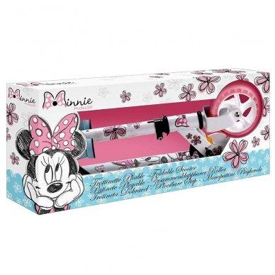 """Sulankstomas paspirtukas (iki 100kg) Minnie Mash Up 6"""" 3"""