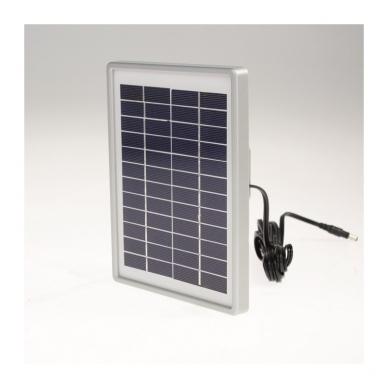 Šviestuvas su saulės baterija AS-SCHWABE Solar Chip-LED 2
