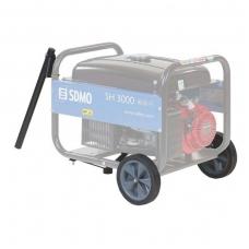 Transportavimo ratai generatoriui SDMO R06