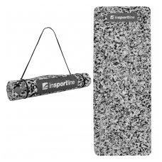 Treniruočių kilimėlis inSPORTline Camu Gray 173x61x0.4cm