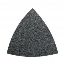 Trikampiai šlifavimo lapeliai K80 FEIN 5 vnt.