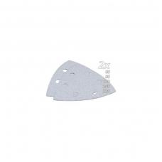 Trikampio šlifavimo popieriaus rinkinys dažams (10vnt.) MAKITA
