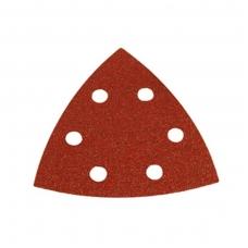 Trikampis šlifavimo popierius medienai (10vnt.) MAKITA  G120