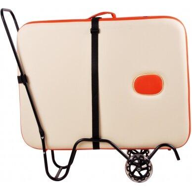 Transportavimo ratukai masažo stalui inSPORTline 2
