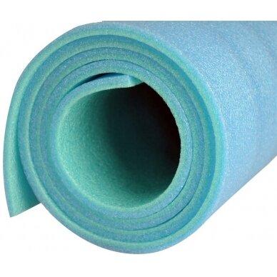 Treniruočių kilimėlis 90x50x0,8cm 2