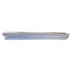 Tvirtinimo kampuočių komplektas 70 cm (6 vnt)