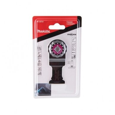 Universalus pjūklelis įgilinamajam pjovimui MAKITA TMA080 32mm 2