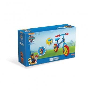 Vaikiškas balansinis dviratukas (iki 20kg) Paw Patrol 2