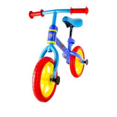 Vaikiškas balansinis dviratukas (iki 20kg) Paw Patrol