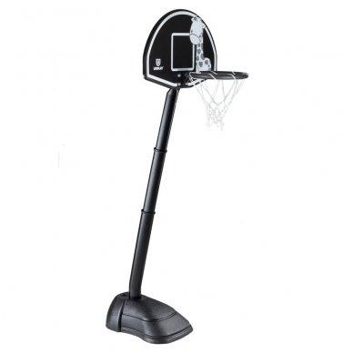 Vaikiškas reguliuojamas krepšinio stovas inSPORTline Giraffe 2